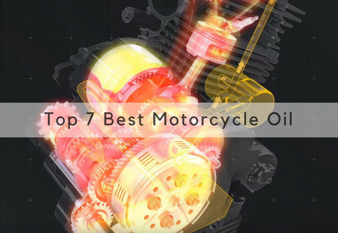 Best Motorcycle Oil >> Top 7 Best Motorcycle Oil For Smoother Transmission Acceleration
