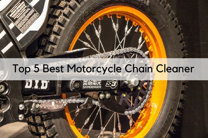 Best Motorcycle chain cleaner